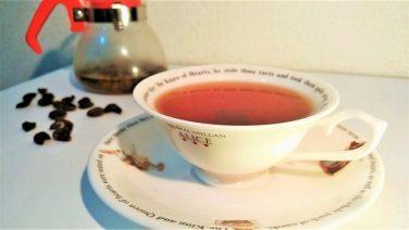 カスカラティーの飲み方と風味【淹れ方~アレンジ】