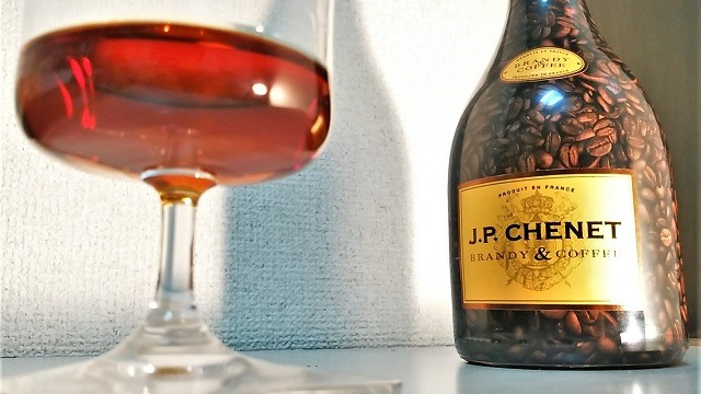 コーヒー×ブランデー「J. P. Chenet Brandy & Coffee」