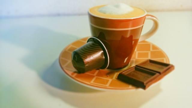 【ネスプレッソ】Ciocattino(チョカティーノ フレーバーコーヒー)