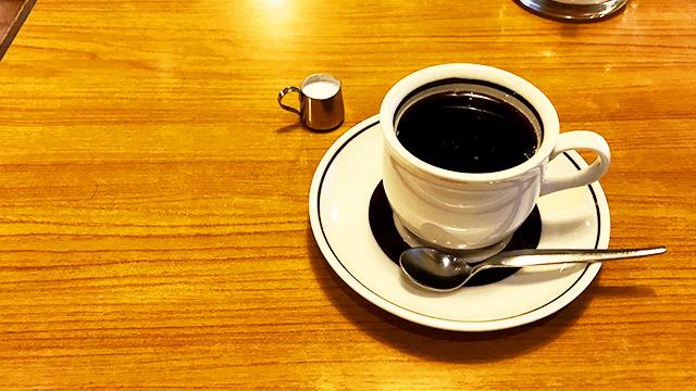 ピノキオ_コーヒー