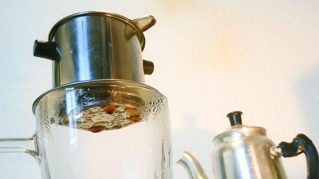 ベトナムコーヒーの器具&使い方(淹れ方)