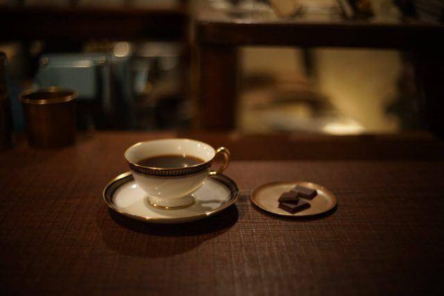珈琲とチョコレート 蕪木_coffee and chocolate