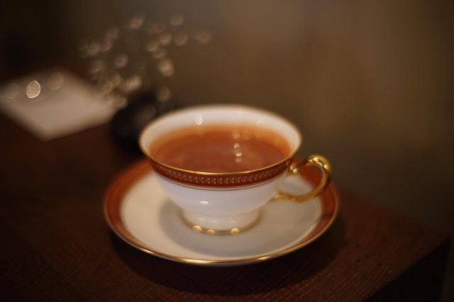 珈琲とチョコレート 蕪木_hot chocolate
