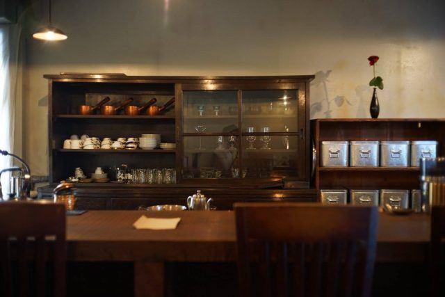 珈琲とチョコレート 蕪木_interior