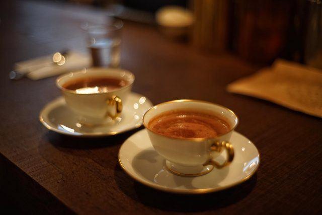 珈琲とチョコレート 蕪木(カブキ)