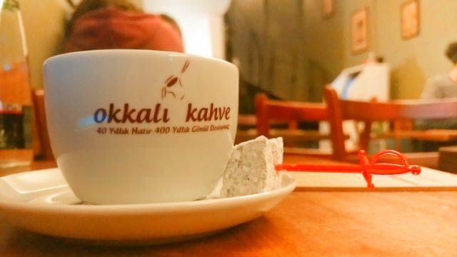 カフェ Besiktas ①