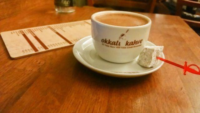 カフェ Besiktas ⑤