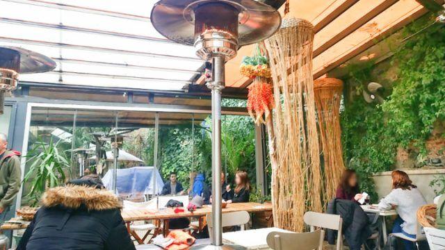 カフェ Istiklal ①