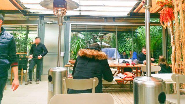 カフェ Istiklal ⑥
