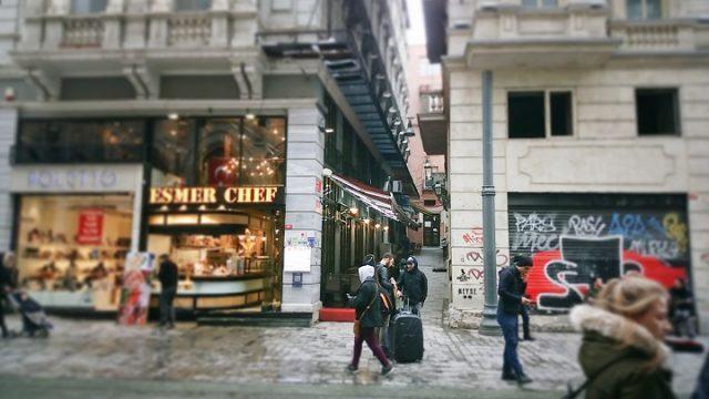 カフェ Istiklal ⑩