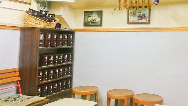 カフェ Istiklal ⑫