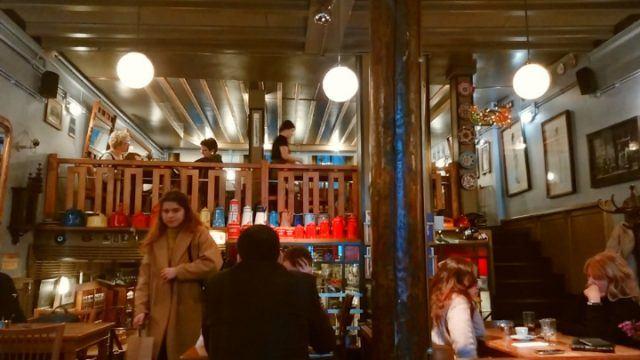カフェ Istiklal ⑮