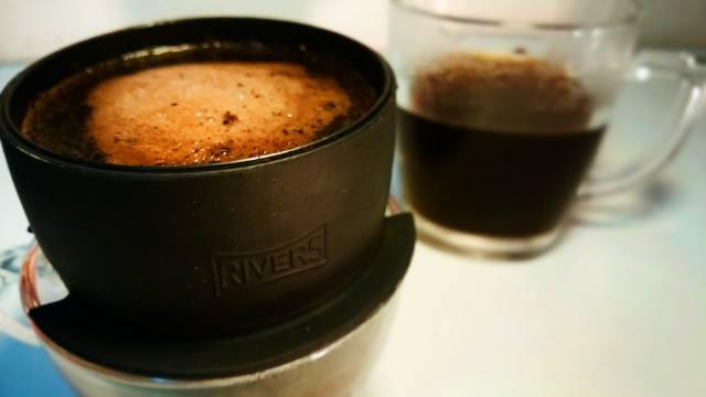 RIVERS MICRO COFFEE DRIPPER ⑯