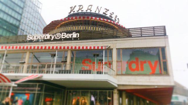 Café Kranzler ベルリン おすすめカフェ ⑱