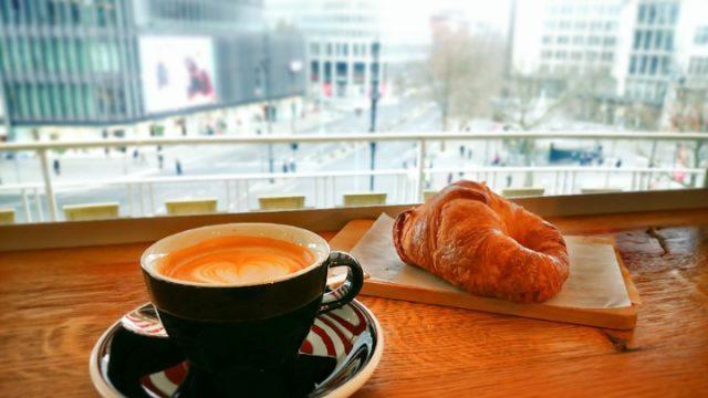 Café Kranzler ベルリン おすすめカフェ ㉒