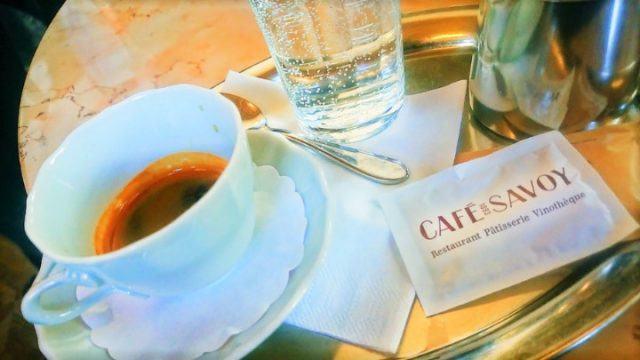Savoy チェコ カフェ ①