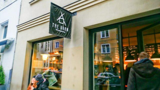 The Barn Cafe ベルリン おすすめカフェ ⑭