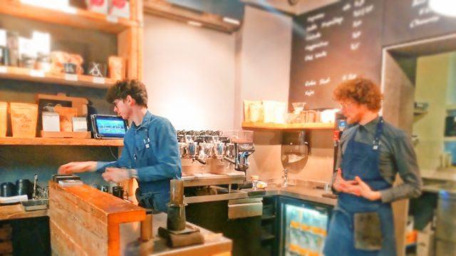 The Barn Cafe ベルリン おすすめカフェ ⑮