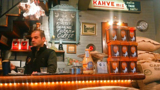 カフェ Anadolu ⑤