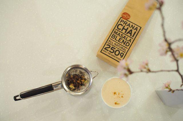 AERU COFFEE STOP prana chai