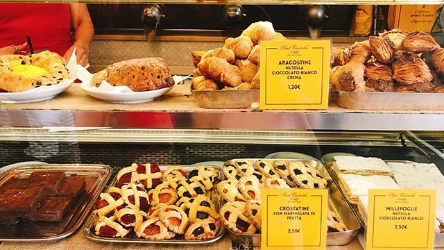 SantEustachioilcaffé_焼き菓子_イタリア_ローマ