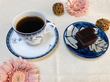 コーヒーとようかんの相性【フードペアリング】