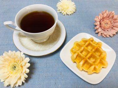 コーヒーとワッフルの相性【フードペアリング】