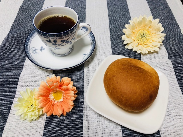 コーヒーとクリームパンの相性【フードペアリング】