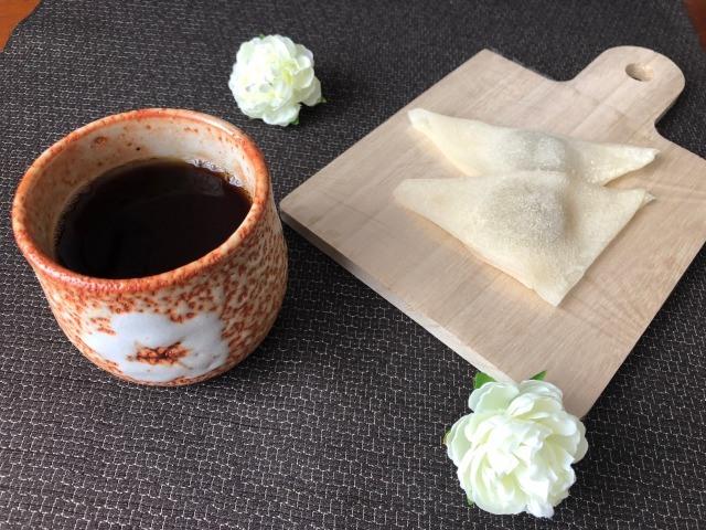 コーヒーと生八つ橋の相性【フードペアリング】