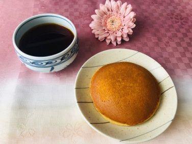 コーヒーとどら焼きの相性【フードペアリング】