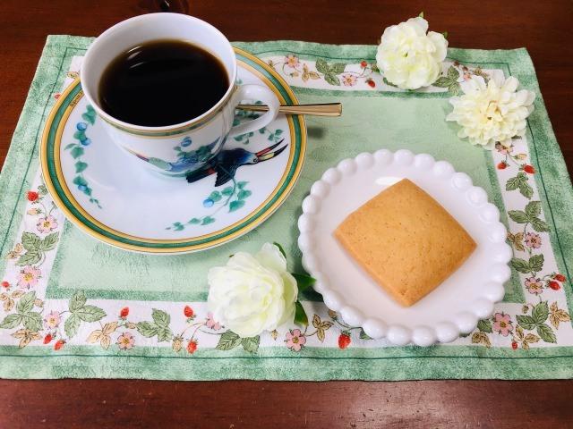 フードペアリング_コーヒーとバタークッキー
