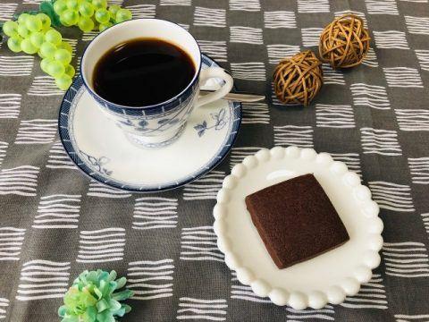 コーヒーとココアクッキー 480x360