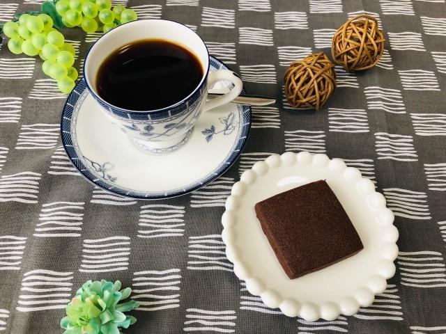 コーヒーとココアクッキー