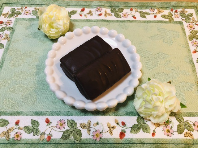 フードペアリング_エンローバーチョコレート