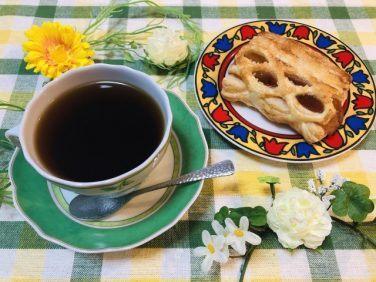 コーヒーとアップルパイの相性【フードペアリング】