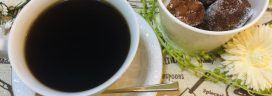 コーヒーとドーナツ 272x96