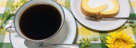 コーヒーとロールケーキ 272x96
