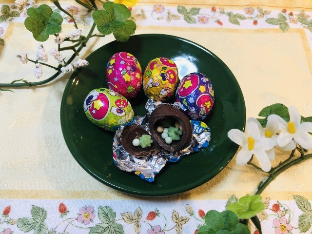 フードペアリング_シェルチョコレート