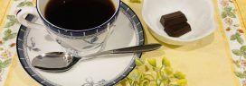 コーヒーとビターチョコレート 272x96