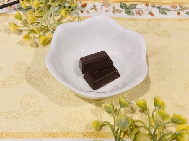 フードペアリング_ビターチョコレート