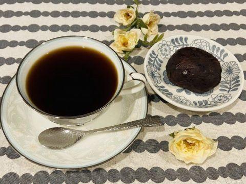 コーヒーとおはぎ 480x360
