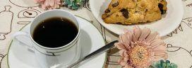 コーヒーとスコーン 272x96