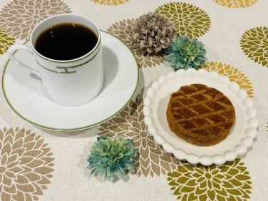 コーヒーとガレットの相性【フードペアリング】
