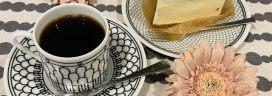 コーヒーとレアチーズ 272x96