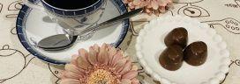 コーヒーとスイートチョコレート 272x96